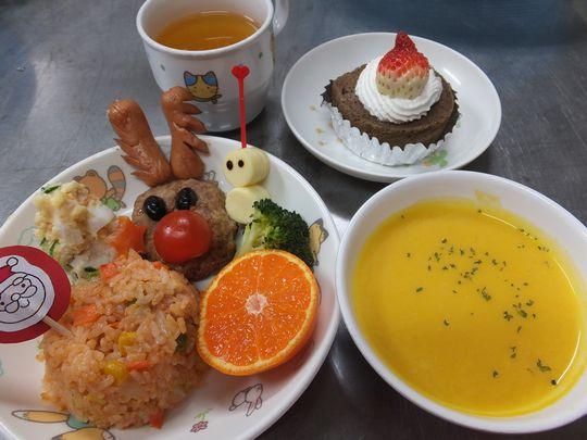 今週の給食20141226.JPG